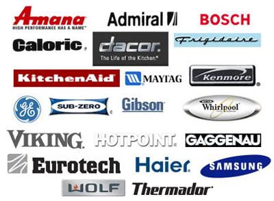 DRP Appliance Repair: We Repair All Brands Of Appliances!